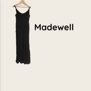 Madewell 1937 sexy solid dress